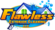 Flawless Exterior Cleaning Logo